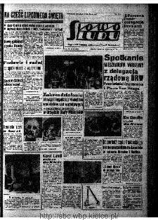 Słowo Ludu : organ Komitetu Wojewódzkiego Polskiej Zjednoczonej Partii Robotniczej, 1961, R.13, nr 200