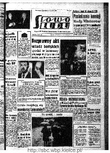 Słowo Ludu : organ Komitetu Wojewódzkiego Polskiej Zjednoczonej Partii Robotniczej, 1961, R.13, nr 320