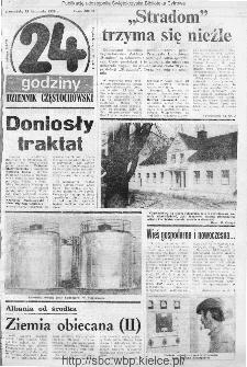 Dziennik Częstochowski : 24 godziny, 1990, R.1, nr 97