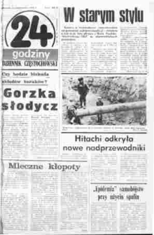 Dziennik Częstochowski : 24 godziny, 1991, R.2, nr 207