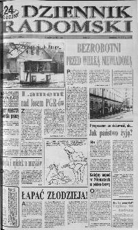 Dziennik Radomski : 24 godziny, 1992, R.2, nr 8