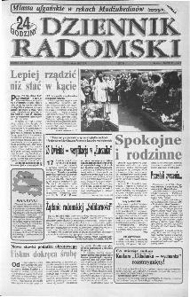 Dziennik Radomski : 24 godziny, 1992, R.2, nr 78