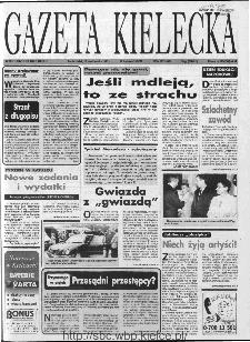 Gazeta Kielecka: 24 godziny, 1995, R.7, nr 195