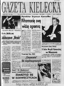 Gazeta Kielecka: 24 godziny, 1995, R.7, nr 199