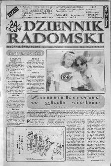 Dziennik Radomski : 24 godziny, 1992, R.2, nr 119