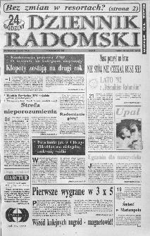 Dziennik Radomski : 24 godziny, 1992, R.2, nr 120