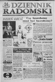 Dziennik Radomski : 24 godziny, 1992, R.2, nr 121