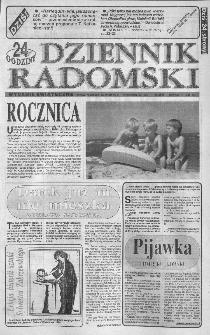 Dziennik Radomski : 24 godziny, 1992, R.2, nr 124