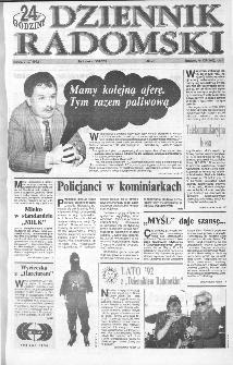 Dziennik Radomski : 24 godziny, 1992, R.2, nr 127