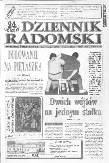 Dziennik Radomski : 24 godziny, 1992, R.2, nr 129