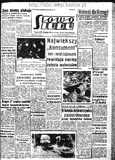 Słowo Ludu : organ Komitetu Wojewódzkiego Polskiej Zjednoczonej Partii Robotniczej, 1962, R.14, nr 30