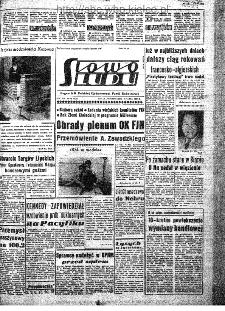 Słowo Ludu : organ Komitetu Wojewódzkiego Polskiej Zjednoczonej Partii Robotniczej, 1962, R.14, nr 64