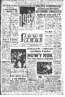 Słowo Ludu : organ Komitetu Wojewódzkiego Polskiej Zjednoczonej Partii Robotniczej, 1962, R.14, nr 167-168 (magazyn)