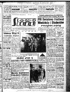 Słowo Ludu : organ Komitetu Wojewódzkiego Polskiej Zjednoczonej Partii Robotniczej, 1962, R.14, nr 211