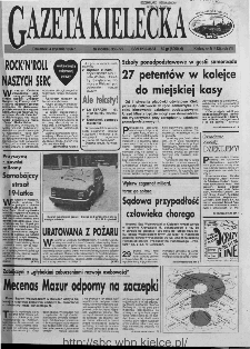 Gazeta Kielecka, 1996, R.8, nr 3