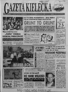Gazeta Kielecka, 1996, R.8, nr 16