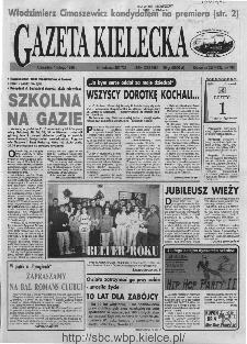 Gazeta Kielecka, 1996, R.8, nr 23
