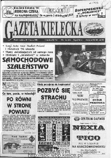 Gazeta Kielecka, 1996, R.8, nr 54