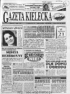Gazeta Kielecka, 1996, R.8, nr 58