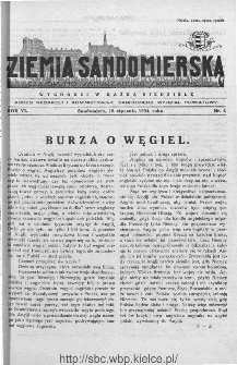 Ziemia Sandomierska. Czasopismo samorządowo-społeczne: tygodnik, 1934, nr 4