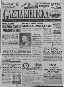 Gazeta Kielecka, 1996, R.8, nr 95
