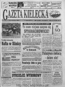 Gazeta Kielecka, 1996, R.8, nr 104