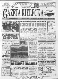 Gazeta Kielecka, 1996, R.8, nr 112