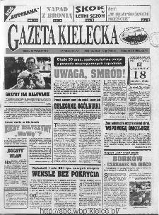Gazeta Kielecka, 1996, R.8, nr 116