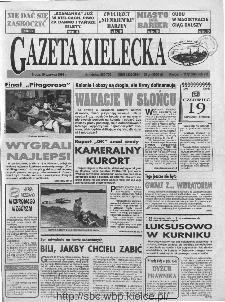 Gazeta Kielecka, 1996, R.8, nr 117