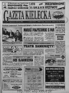 Gazeta Kielecka, 1996, R.8, nr 134