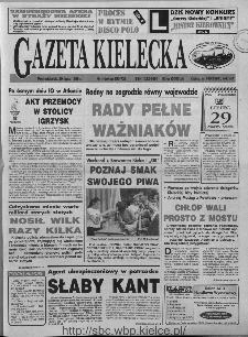 Gazeta Kielecka, 1996, R.8, nr 145