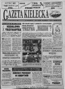 Gazeta Kielecka, 1996, R.8, nr 146