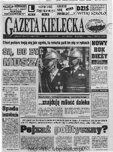 Gazeta Kielecka, 1996, R.8, nr 163