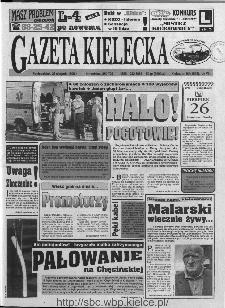 Gazeta Kielecka, 1996, R.8, nr 164