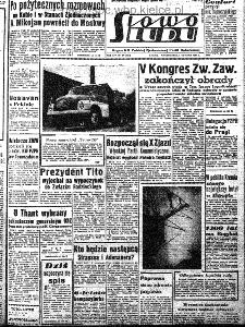 Słowo Ludu : organ Komitetu Wojewódzkiego Polskiej Zjednoczonej Partii Robotniczej, 1962, R.14, nr 337