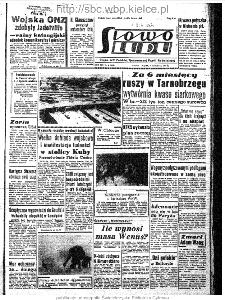 Słowo Ludu : organ Komitetu Wojewódzkiego Polskiej Zjednoczonej Partii Robotniczej, 1963, R.15, nr 4