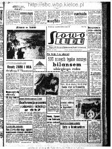 Słowo Ludu : organ Komitetu Wojewódzkiego Polskiej Zjednoczonej Partii Robotniczej, 1963, R.15, nr 9