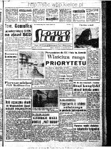 Słowo Ludu : organ Komitetu Wojewódzkiego Polskiej Zjednoczonej Partii Robotniczej, 1963, R.15, nr 10