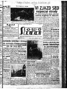 Słowo Ludu : organ Komitetu Wojewódzkiego Polskiej Zjednoczonej Partii Robotniczej, 1963, R.15, nr 16