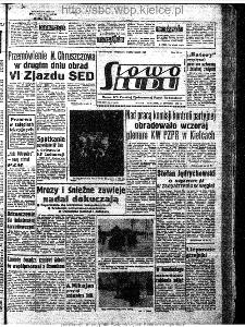 Słowo Ludu : organ Komitetu Wojewódzkiego Polskiej Zjednoczonej Partii Robotniczej, 1963, R.15, nr 17