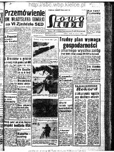 Słowo Ludu : organ Komitetu Wojewódzkiego Polskiej Zjednoczonej Partii Robotniczej, 1963, R.15, nr 18