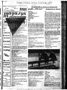 Słowo Ludu : organ Komitetu Wojewódzkiego Polskiej Zjednoczonej Partii Robotniczej, 1963, R.15, nr 19-20 (magazyn)