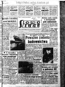 Słowo Ludu : organ Komitetu Wojewódzkiego Polskiej Zjednoczonej Partii Robotniczej, 1963, R.15, nr 30