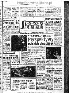 Słowo Ludu : organ Komitetu Wojewódzkiego Polskiej Zjednoczonej Partii Robotniczej, 1963, R.15, nr 31