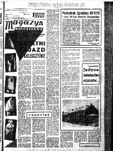 Słowo Ludu : organ Komitetu Wojewódzkiego Polskiej Zjednoczonej Partii Robotniczej, 1963, R.15, nr 33-34 (magazyn)