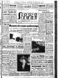 Słowo Ludu : organ Komitetu Wojewódzkiego Polskiej Zjednoczonej Partii Robotniczej, 1963, R.15, nr 49