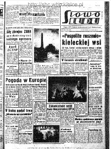 Słowo Ludu : organ Komitetu Wojewódzkiego Polskiej Zjednoczonej Partii Robotniczej, 1963, R.15, nr 51