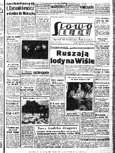 Słowo Ludu : organ Komitetu Wojewódzkiego Polskiej Zjednoczonej Partii Robotniczej, 1963, R.15, nr 66