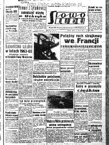 Słowo Ludu : organ Komitetu Wojewódzkiego Polskiej Zjednoczonej Partii Robotniczej, 1963, R.15, nr 72