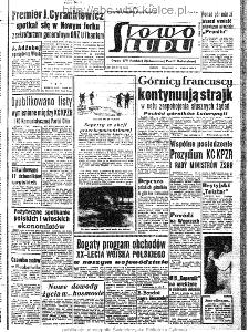 Słowo Ludu : organ Komitetu Wojewódzkiego Polskiej Zjednoczonej Partii Robotniczej, 1963, R.15, nr 73